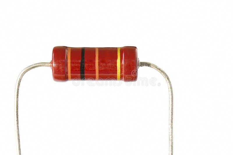Resistore fotografie stock