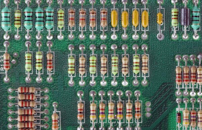 Resistores fotos de stock