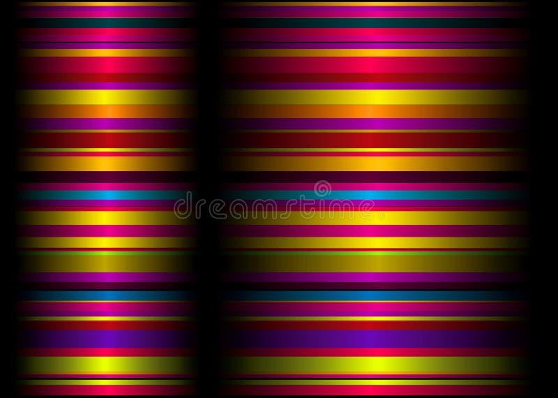 Resma del caramelo ilustración del vector