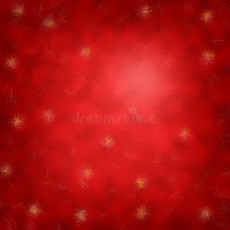 Reso, christmass illustrazione di stock