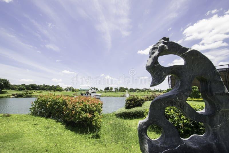Resort royalty free stock photos