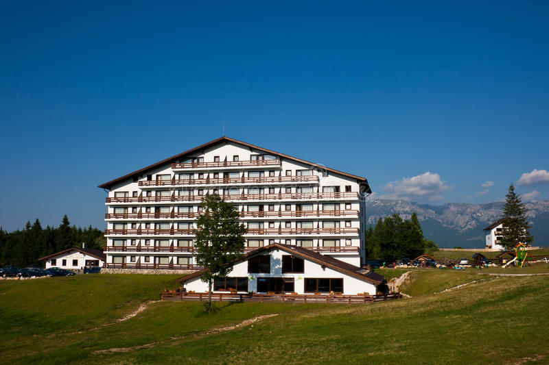Download Resort hotel stock photo. Image of cloudy, facade, destinations - 22917416
