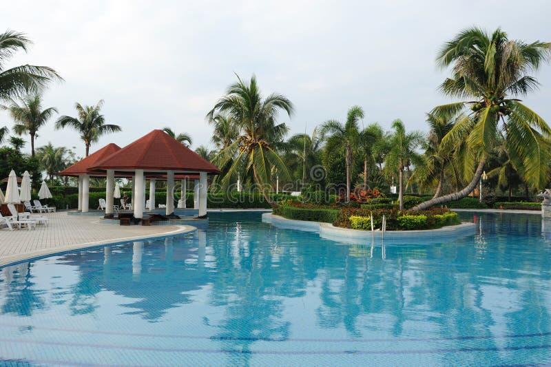 Download Resort hotel in sanya stock photo. Image of business - 26575572