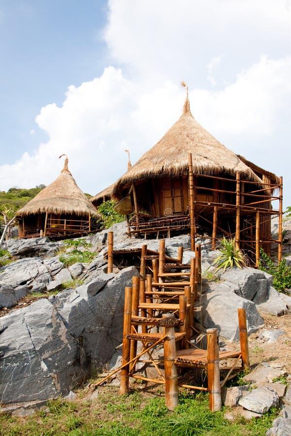 Free Resort Hut In Thailand. Stock Image - 14322541
