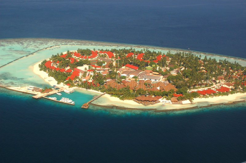 Download Resort Island stock photo. Image of jurassic, tropical - 518676