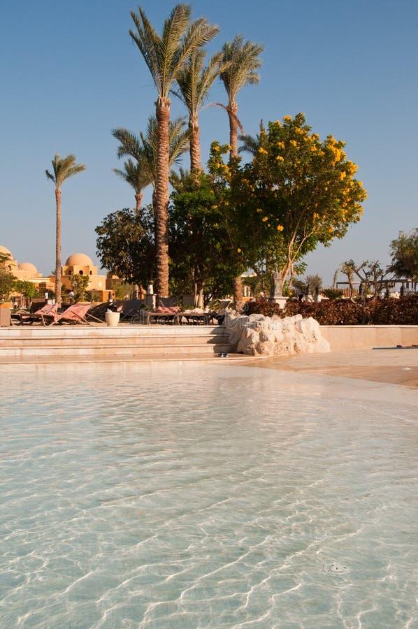 Resort Makadi Sunwing Water World stock photos