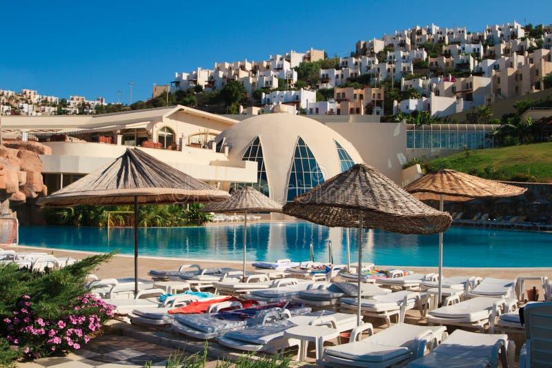 Download Resort scene stock image. Image of nature, paradise, antalia - 16384301