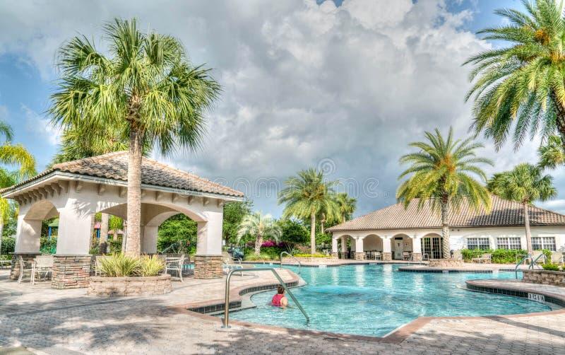 Resort Swimming Pool Free Public Domain Cc0 Image