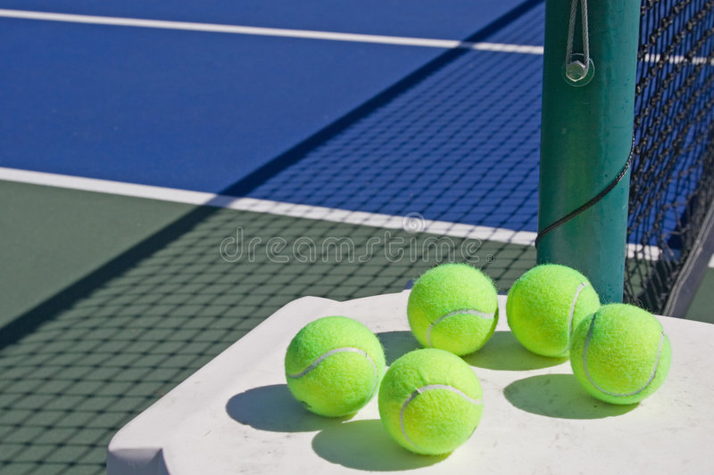 Download Resort Tennis Club stock photo. Image of outside, recreation - 4356722