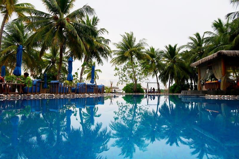 Resort, Water, Swimming Pool, Reflection stock photo