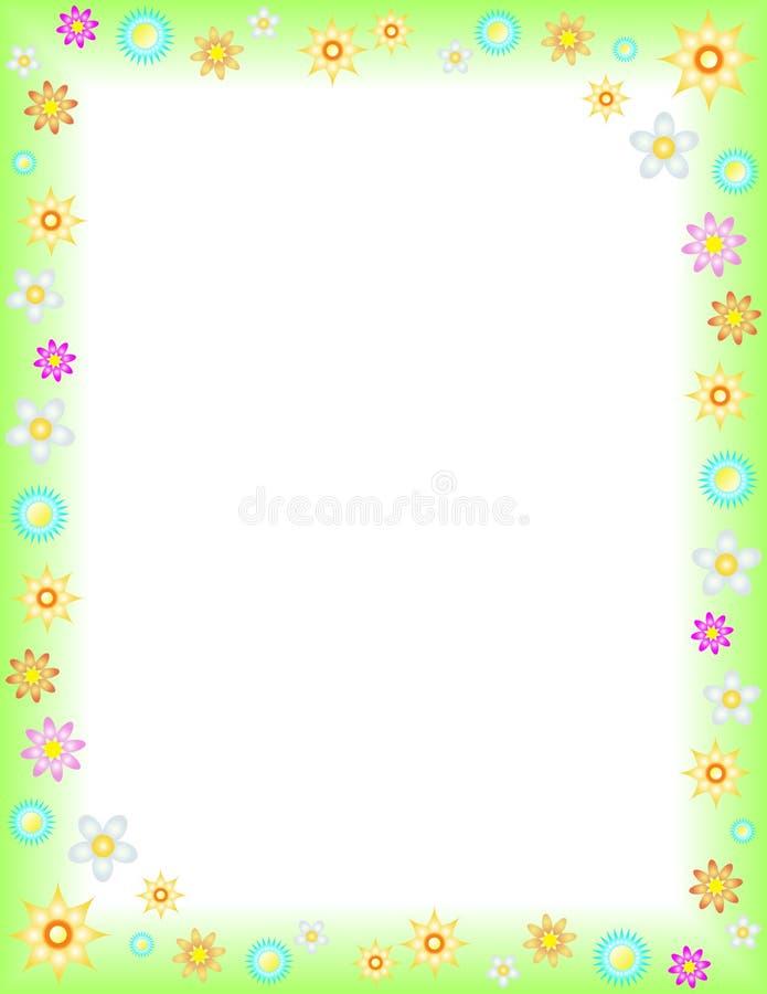Download Resorte ilustración del vector. Ilustración de verde, fondo - 7150734