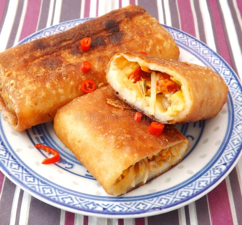 Download Resorte Rolls foto de archivo. Imagen de chino, alimento - 41911706