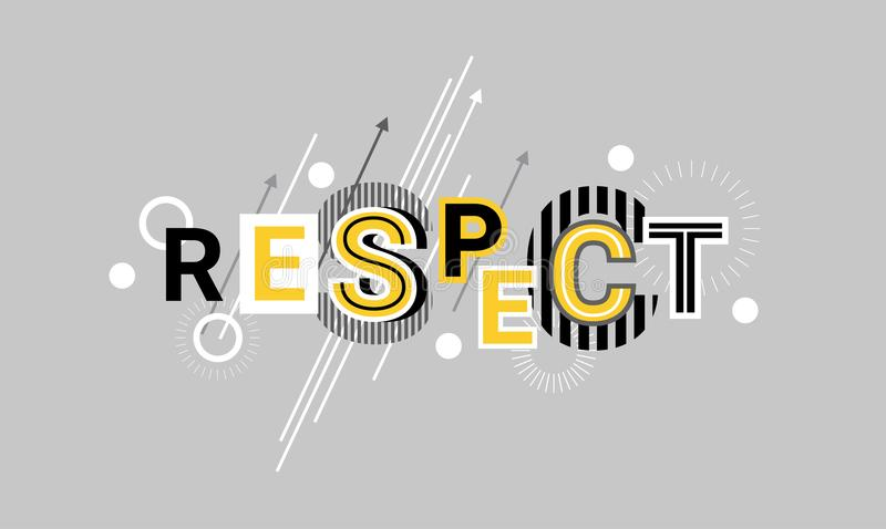 How to write an abstract on respect
