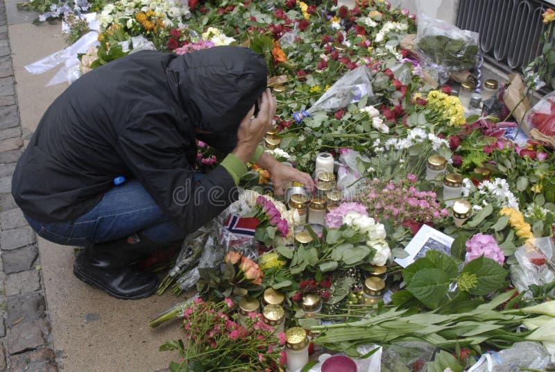 RESPECT DE SALAIRE DE DENMARK_PEOPLE POUR LA NORVÈGE photos libres de droits