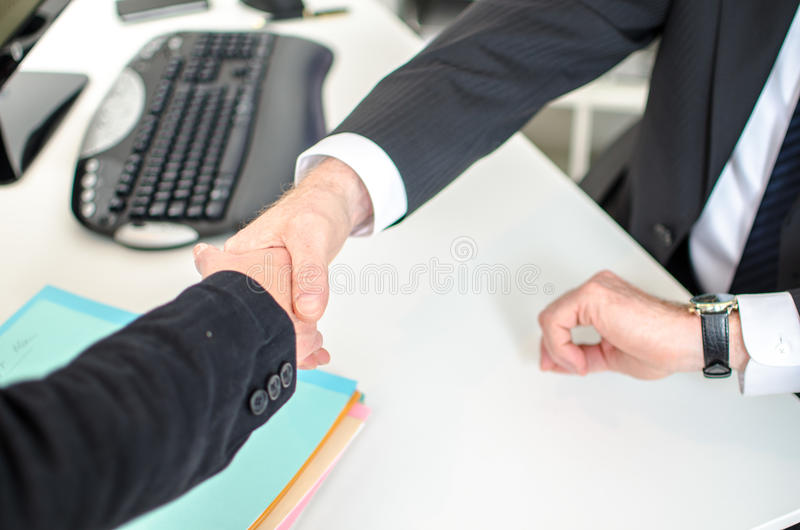 Respect for working hours stock images