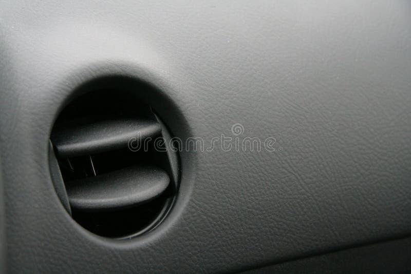 Respiradouro do carro fotos de stock