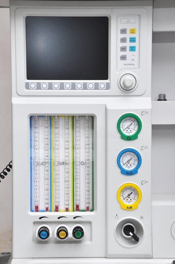 Free Respirator Machine Stock Photography - 40075062