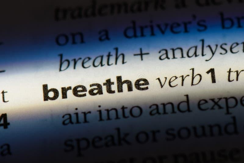 respirez image stock