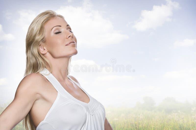 Respirez photos stock
