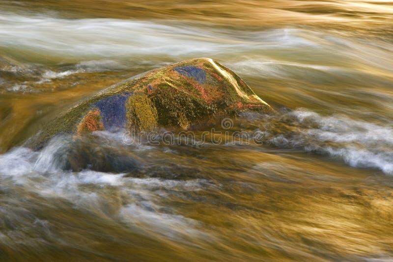 Resplandor del río fotos de archivo libres de regalías