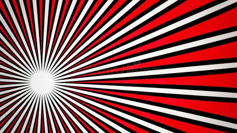 Resplandor solar multicolor abstracto metrajes