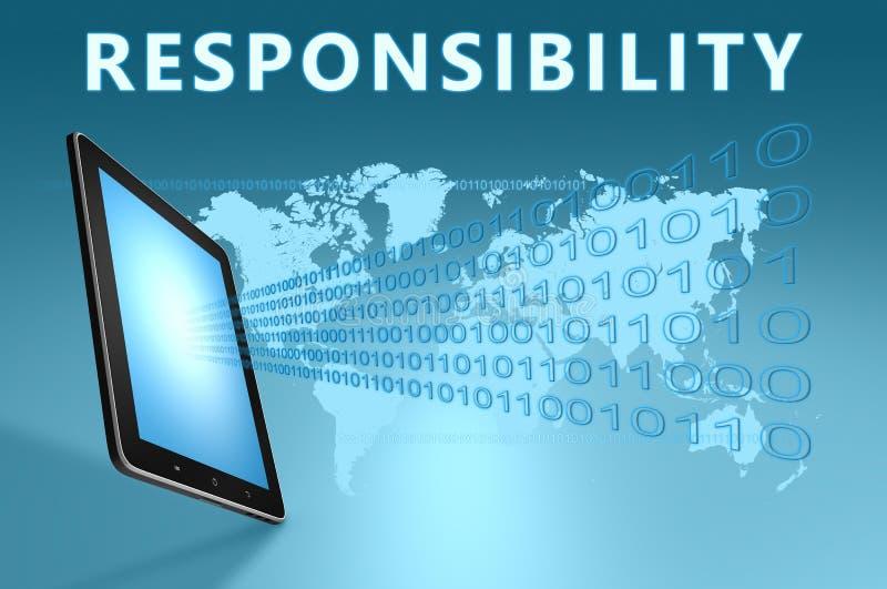 responsabilidad libre illustration