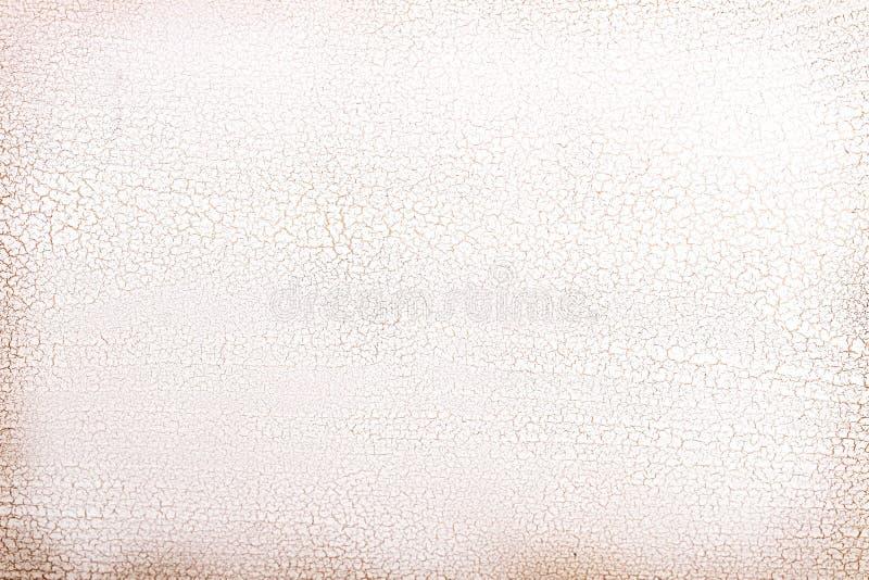 Resquebrajadura superficial de madera blanca. imagen de archivo