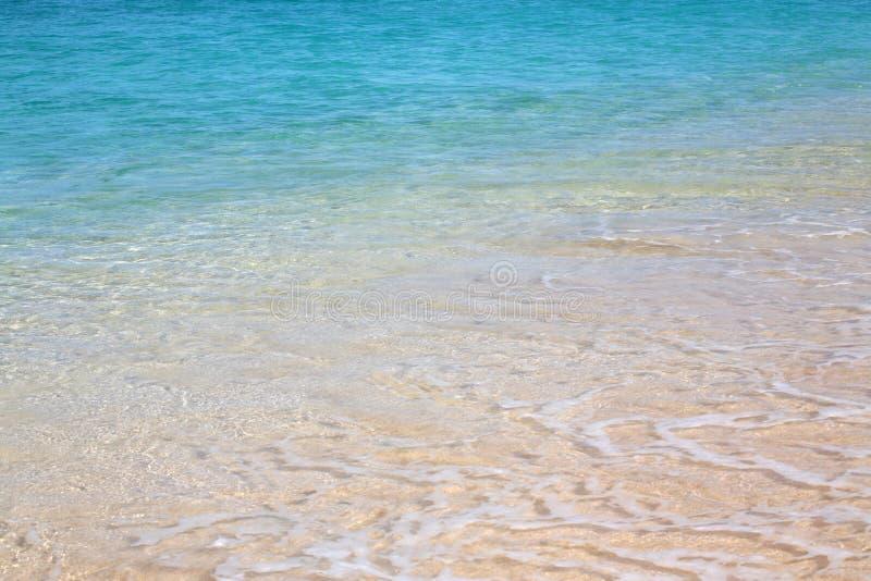 Ressac en bord de mer àSt Martin fotos de stock royalty free