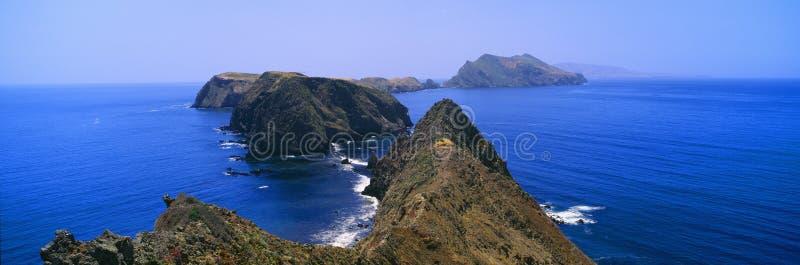 Ressort parc national d'Anacapa à île, Îles Anglo-Normandes, Ventura, la Californie photo libre de droits