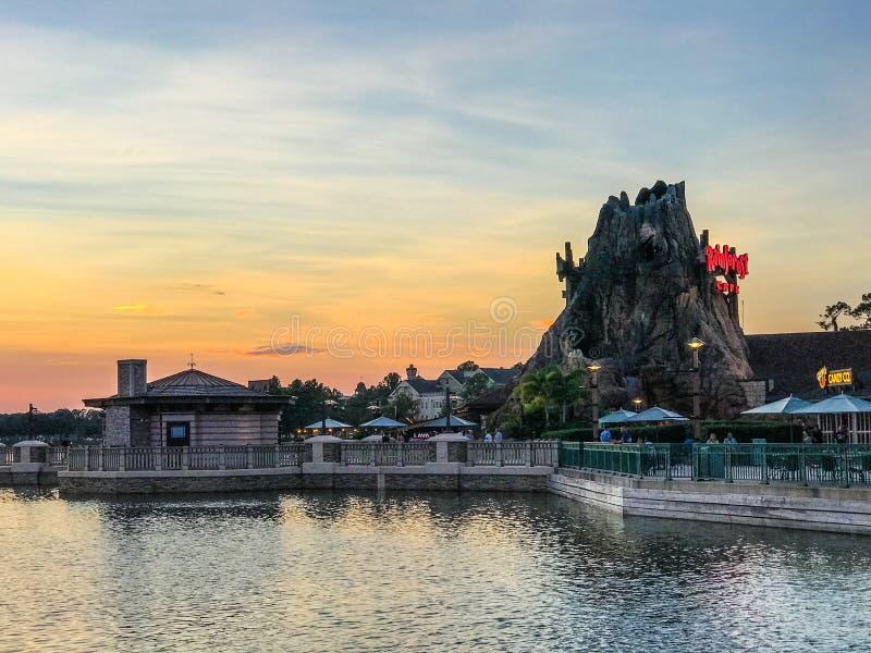 Ressorts de Disney, Orlando, la Floride image libre de droits