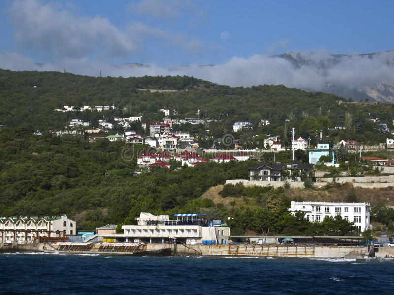 Ressource de la Crimée photo libre de droits