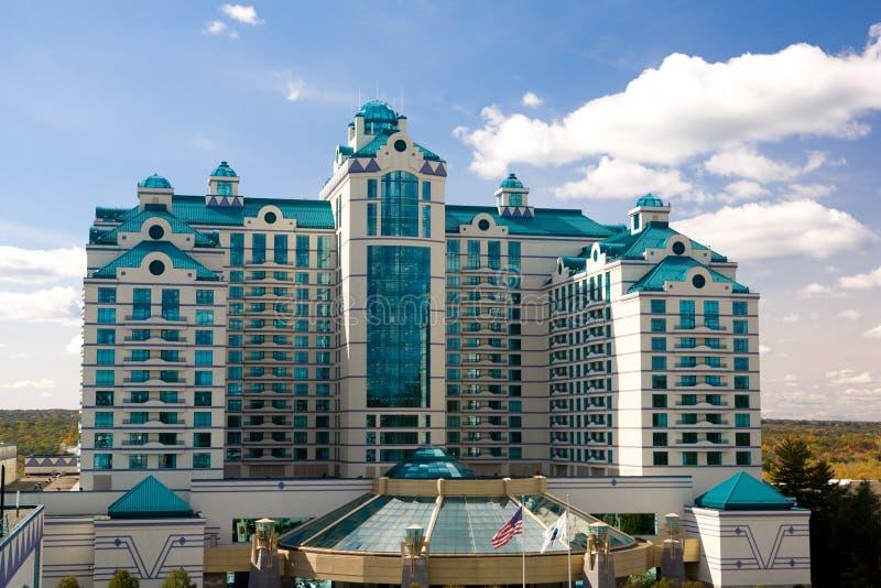Ressource et casino de Foxwoods photographie stock