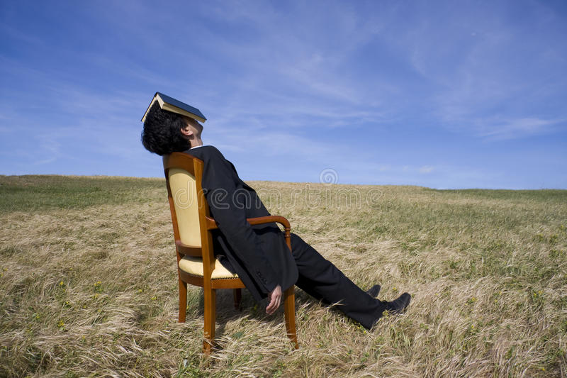 Download Rest stock photo. Image of field, chair, corporate, grass - 10125166