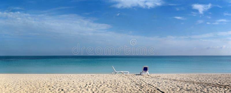 Rest auf dem Meer lizenzfreies stockfoto