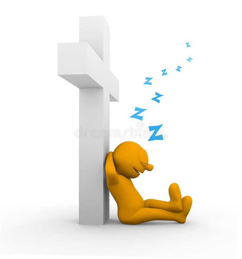 Download Rest in Peace stock illustration. Image of health, happiness - 27721103