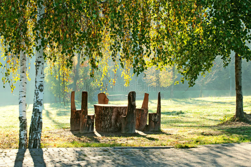 Download Rest place in the park stock image. Image of environment - 31574017