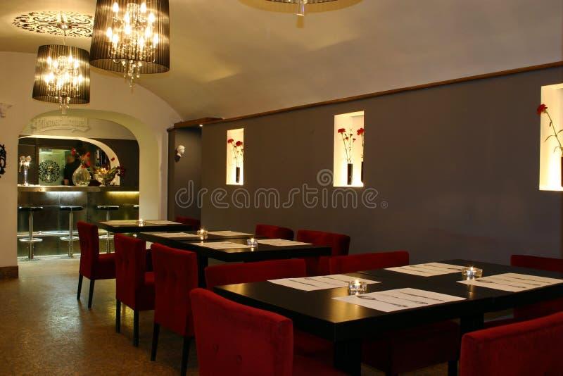 restauracja zdjęcia royalty free