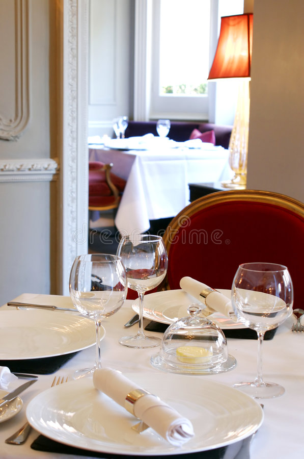restauracja wewnętrzna fotografia royalty free