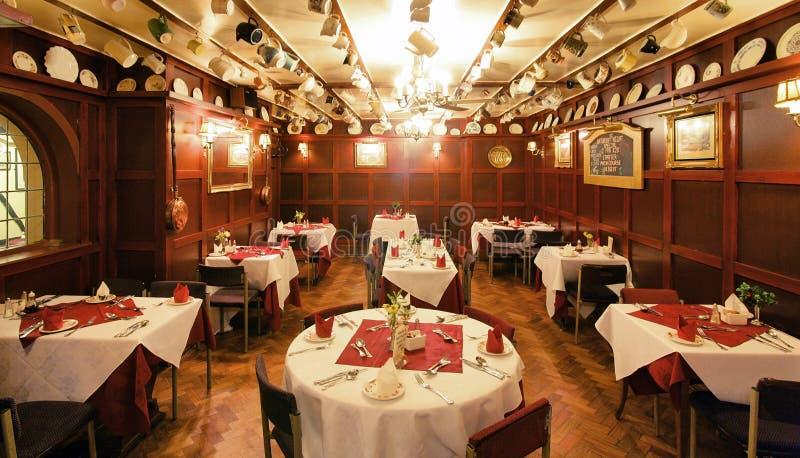 restauracji zdjęcie royalty free