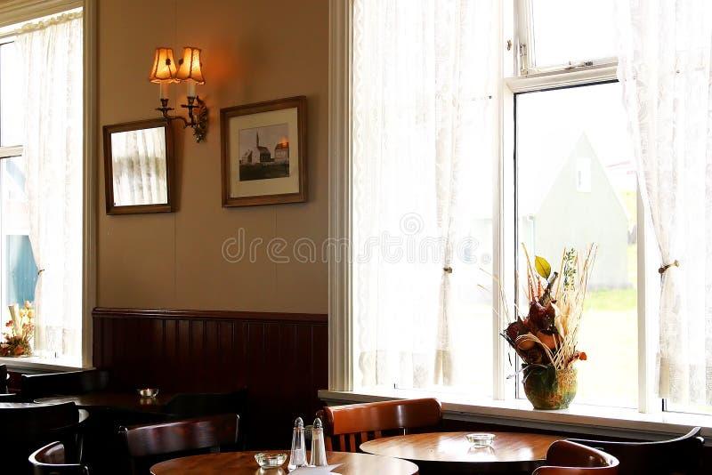 restauracji zdjęcie stock