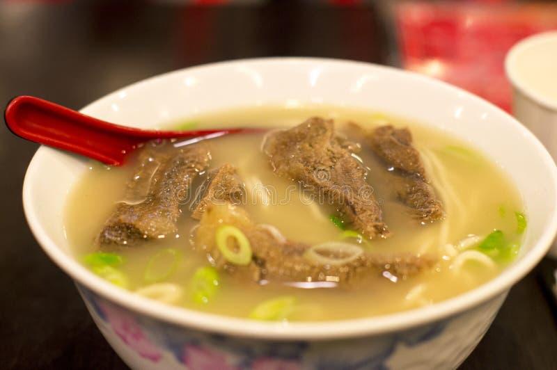 restauracyjni wołowina kluski chińscy karmowi obrazy royalty free