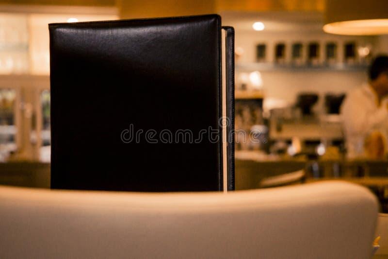 Restauracyjny Manu zakończenie Up obrazy royalty free