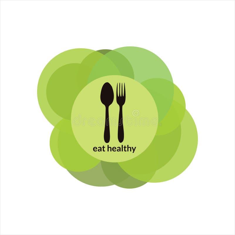 Restauracyjny projekta logo z setem je narzędzia zdjęcia royalty free