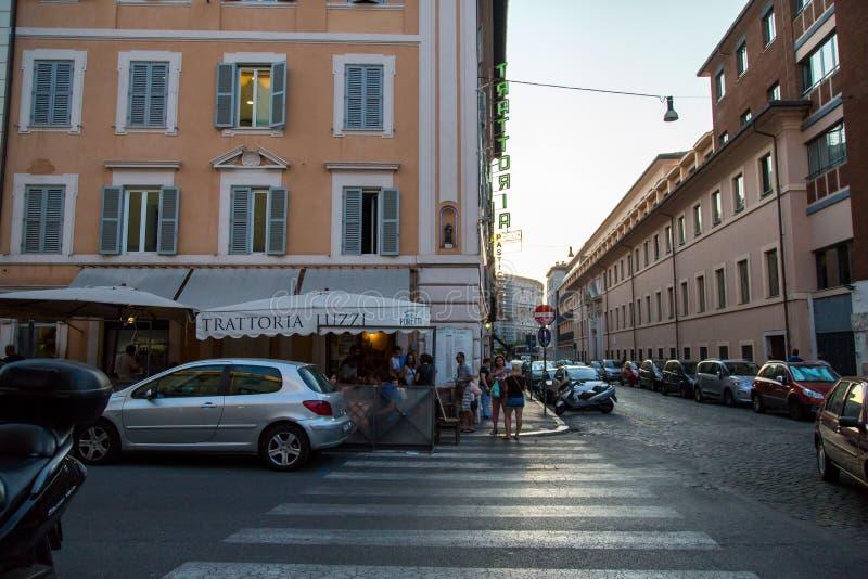 restauracyjny Rome zdjęcie stock