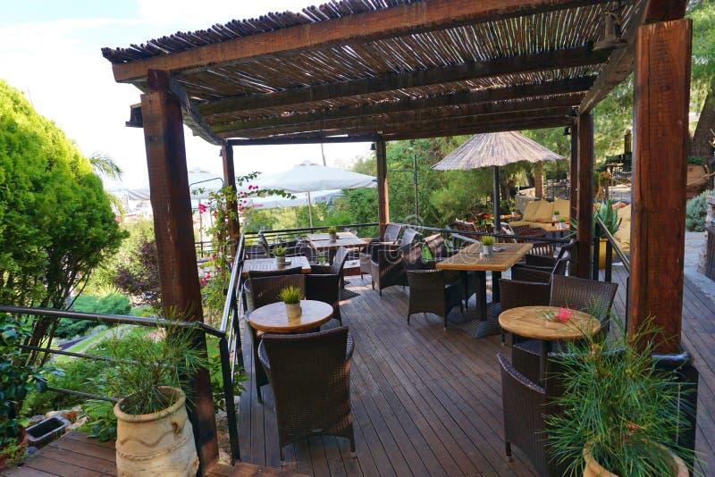 Restaurang & kafé arkivfoto