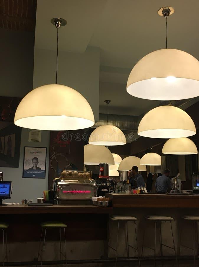 Restaurangcluj baracca royaltyfria bilder