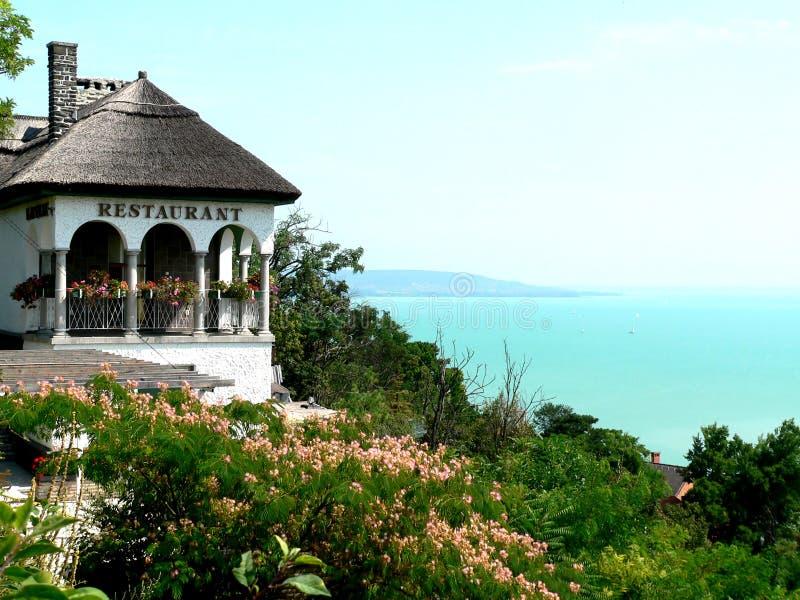 Download Restaurant stock image. Image of bogie, lake, beautiful - 1090329