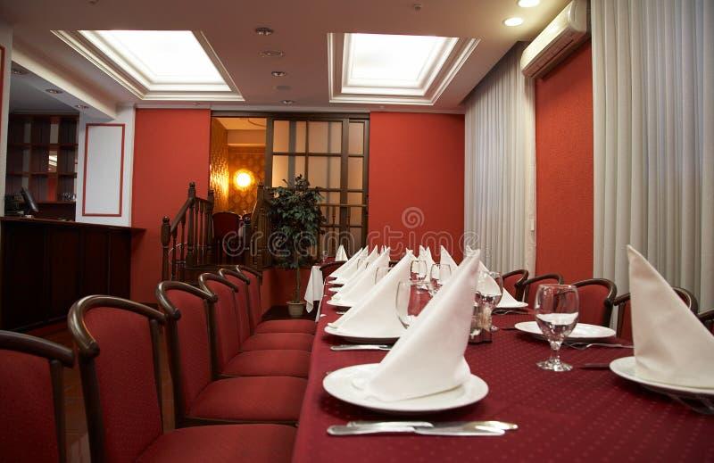 Restaurant. photographie stock