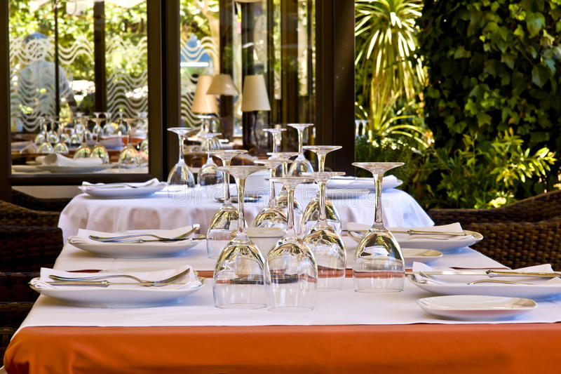 Download Restaurant stock image. Image of dining, forniture, catering - 27678377