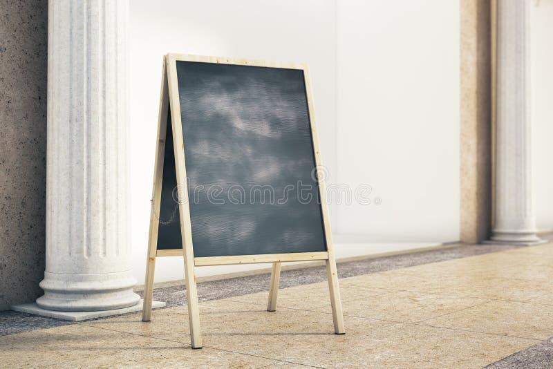 Storefront Chalkboard Back To School Stock Vector